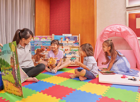 Mandarin Oriental launches kids' club