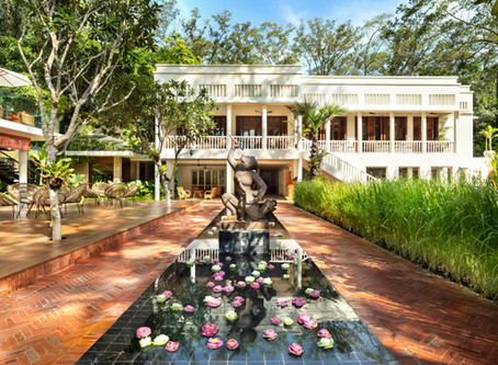 New Cambodian hotel channels classic French colonialism