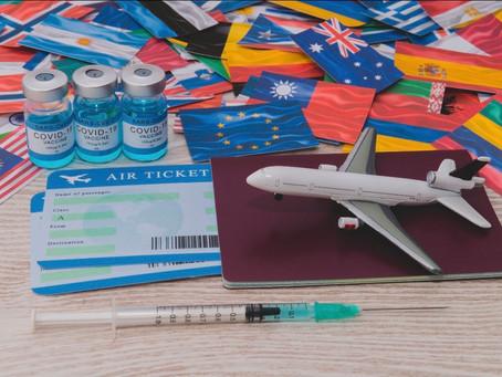 UK to launch digital vaccine 'passport'