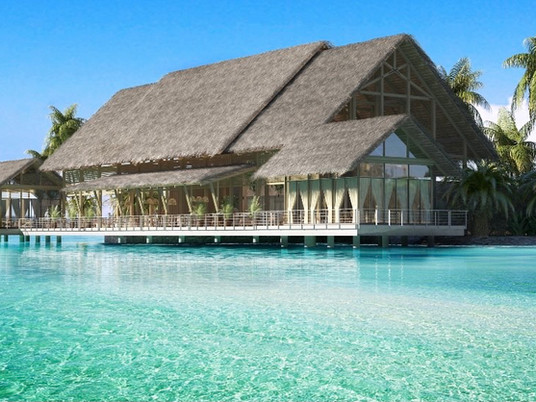 Flagship resort Hilton Maldives Amingiri to open