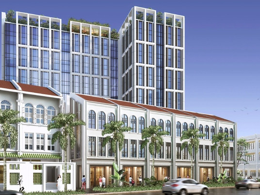 Singapore Mondrian hotel planned for Duxton Hill