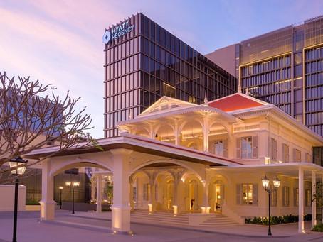 Hyatt Regency opens property in Phnom Penh