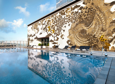 Escape to Hong Kong's W Hotel