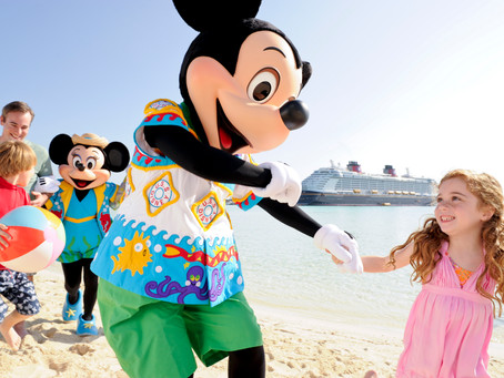 Cruise fun with families