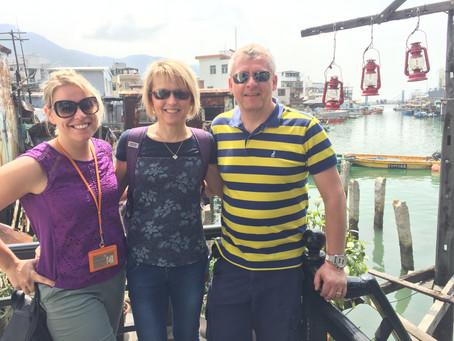 Hong Kong tour guides bounce back with expeditions for locals