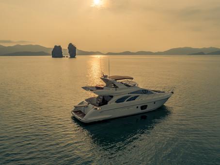 Cruise Phuket on board luxury 137 Pillars Spirit