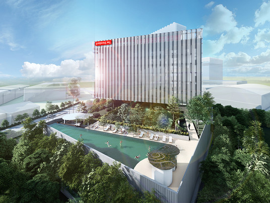 The Standard Singapore to open
