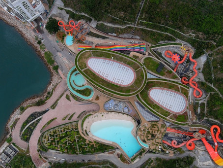 Water World Ocean Park unveiled ahead of summer opening