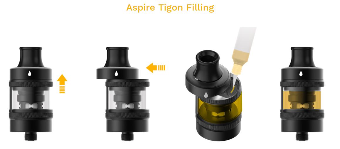 Aspire Tigon tank