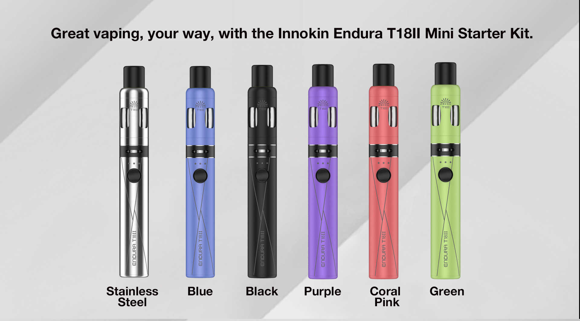 Innokin T18 II Mini vape kit