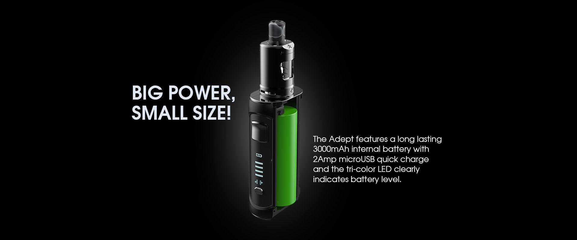 Innokin Adept battery