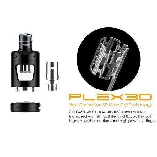 Zlide Plex3D coils