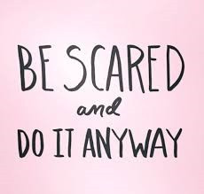 On Fear...