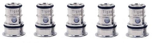 5x Aspire Tigon coils
