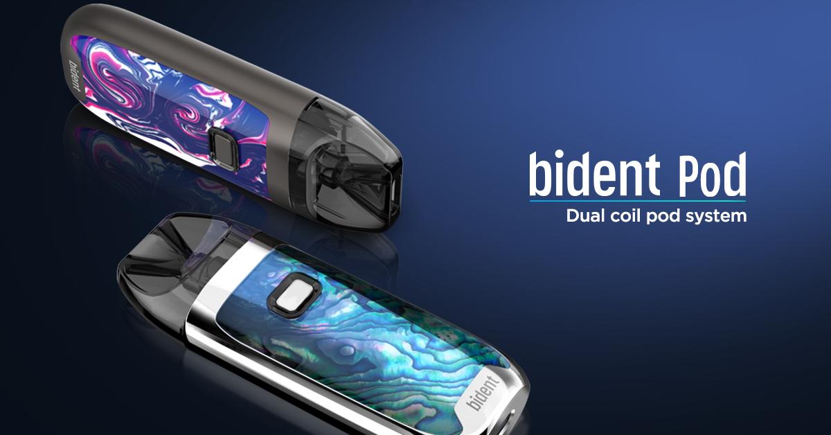 Geekvape Bident Dual Coil pod