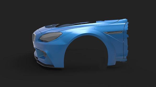 Тюнинг Дизайн авто Москва Future-pefect.design