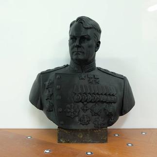 Бюст. Маршал Василевский.