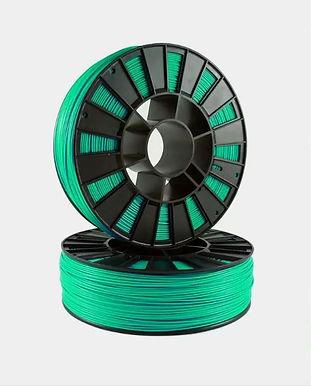 PLA пластик SEM 1,75 зеленый металлик