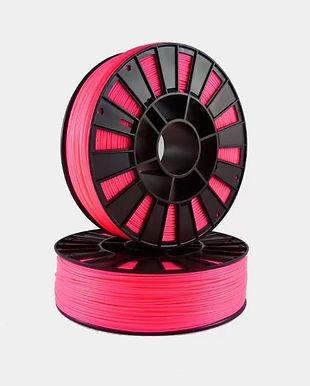 ABS пластик SEM 1,75 розовый флуоресцентный