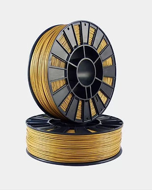 PLA пластик SEM 1,75 золотой