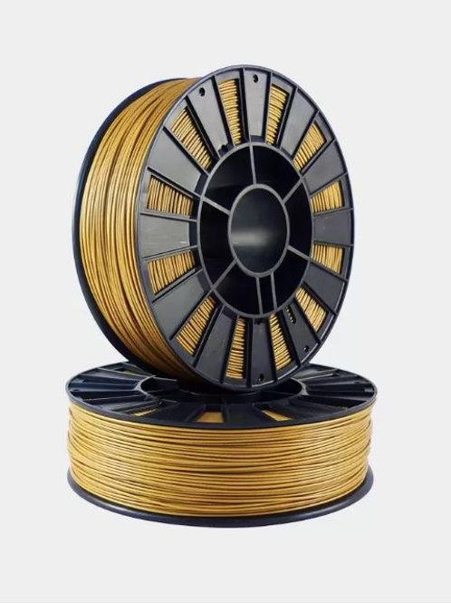 ABS пластик SEM 1,75 золотой