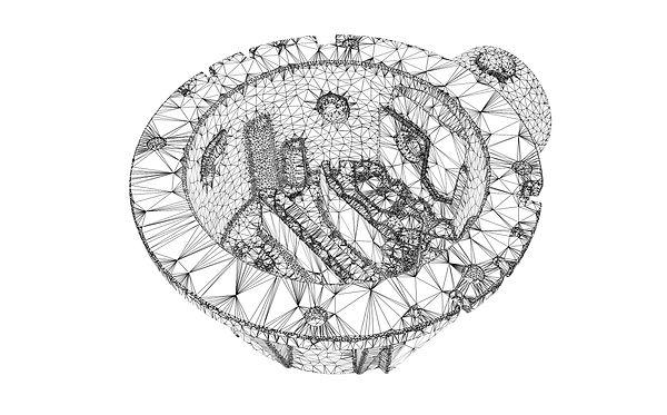 3d Сканирование деталей деталей мск Future-perfect.design