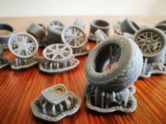 3d печать по технологии SLA Фотополимер Formlabs
