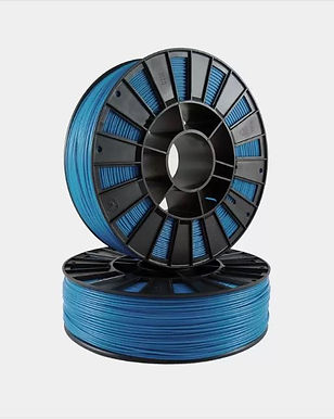 PLA пластик SEM 1,75 синий металлик