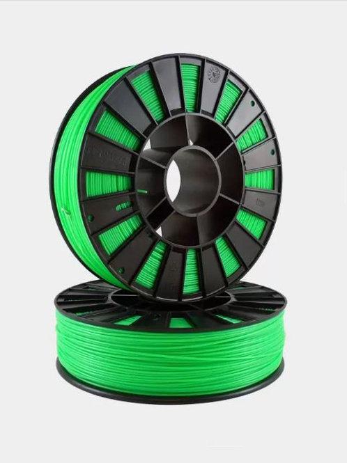 ABS пластик SEM 1,75 зеленый флуоресцентный