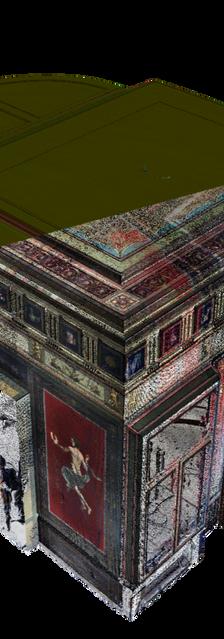 Римский зал. Особняк Маргариты Морозовой