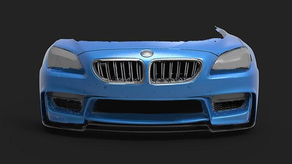 3d Сканирование автомобиля,  Future-perfect.design