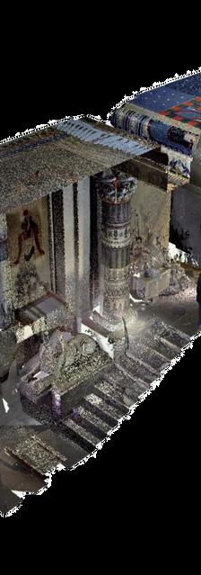 Египетский зал. Особняк Маргариты Морозовой