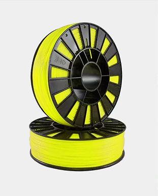 ABS пластик SEM 1,75 желтый флуоресцентный