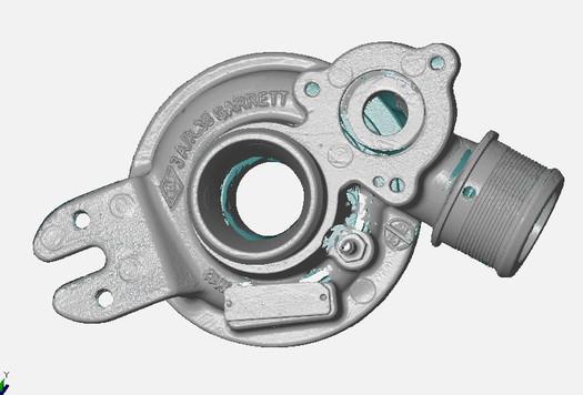 3d Сканирование деталей мск Future-perfect.design
