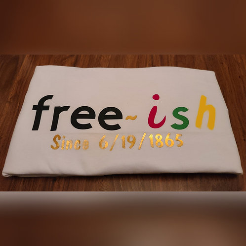 free-ish T-shirt (White)