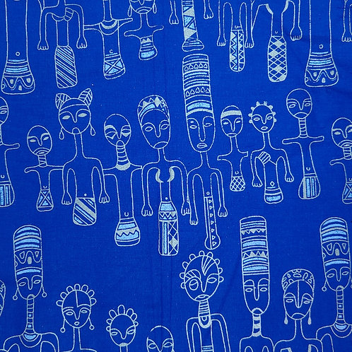 Tribal (Blue)