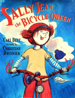Sally jean the bicycle queen