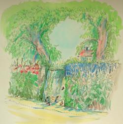 Couverture-jardin