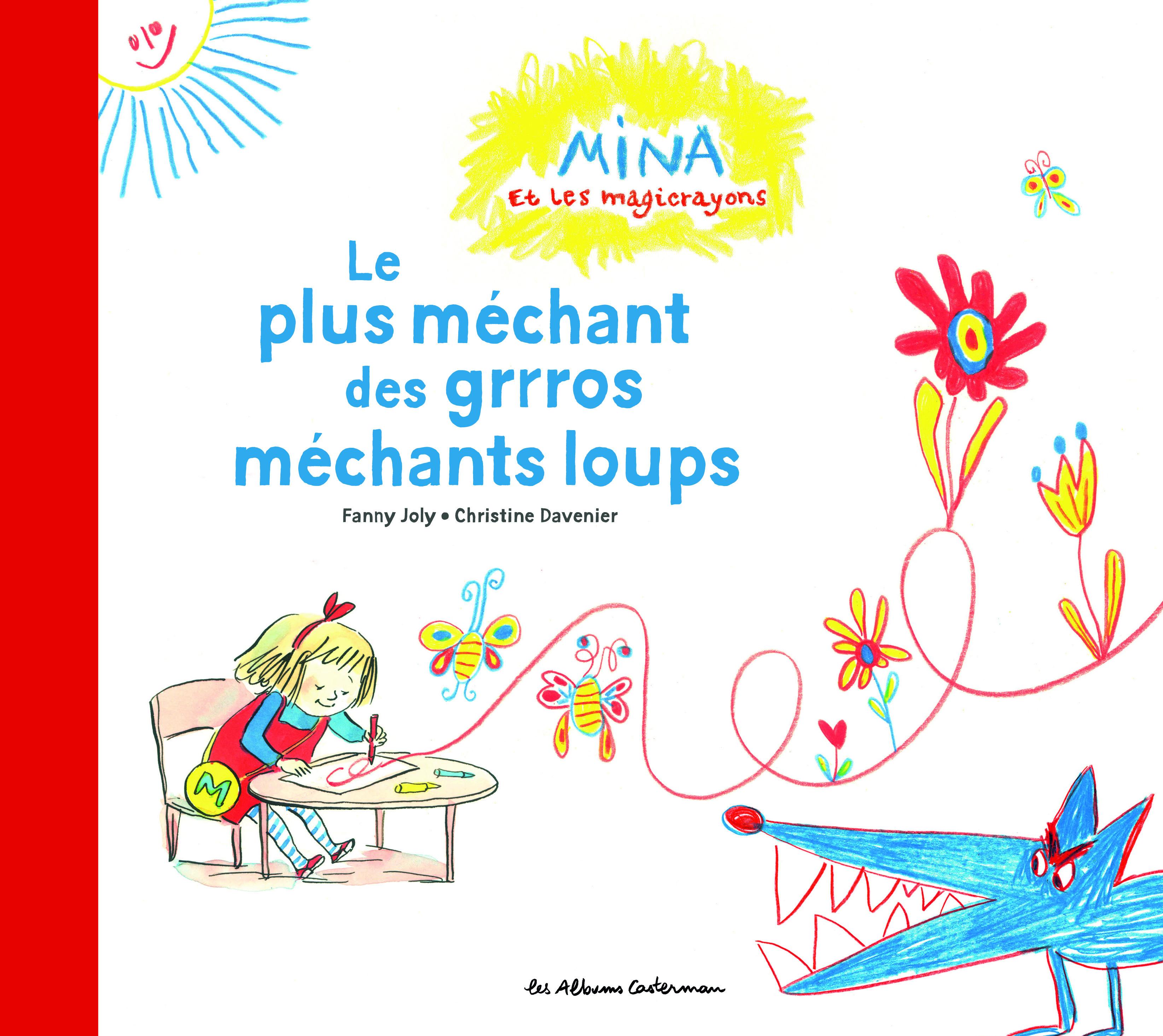 Mina et les magicrayons
