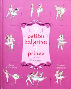 Neuf petites ballerines et un prince