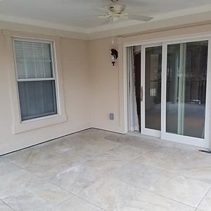 Master Suite Exterior Porch