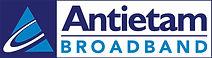 Antietam broadband logo - horizontal col