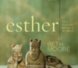 Esther - It's Tough Being A Woman (1:00 & 7:00 pm)