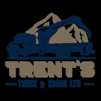 Trent's Truck and Crane Logo