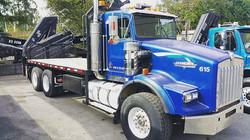 Say hello to Trent's Truck & Crane!