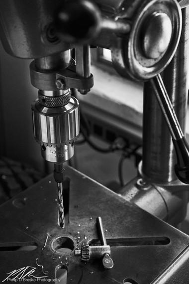 Antique Craftsman drill press