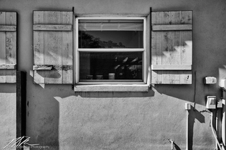 Window and shutters, Ocala, March 2018