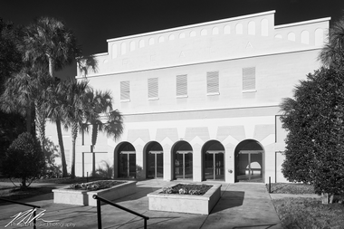 Reilly Arts Center before the recent remodel, Ocala, October 2013