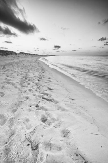 Sunrise at Gulf Islands National Seashore, Pensacola