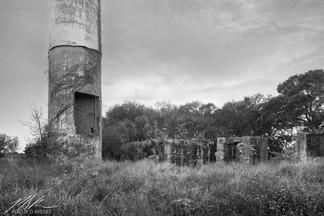 Brewster ghost town abandoned phosphate mine
